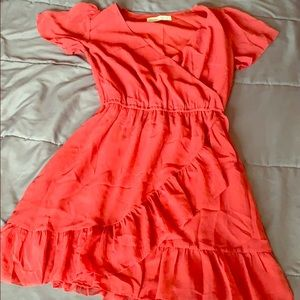 Abercrombie Red Dress